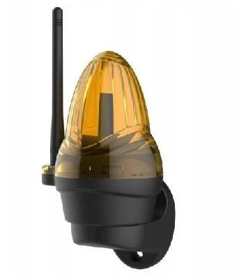 :Lampa ostrzegawcza LED 230V/24V